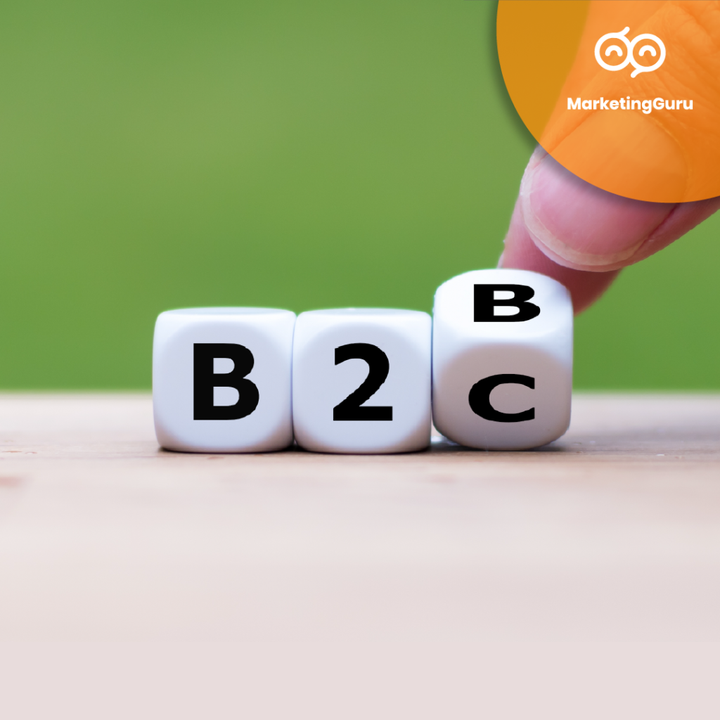 B2C vs. B2B Digital Marketing