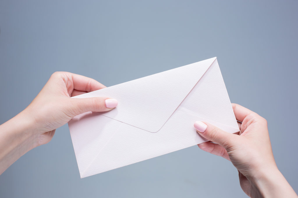 Picture of Personalized Letter