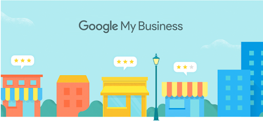 google my business banner for holiday online marketing article